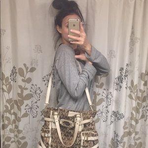 Michael Kors large tote purse